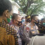 Ciptakan Suasana Nyaman, Satlantas Polrestabes Medan  Musnahkan 3.016 Knalpot Blong